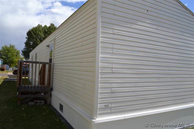 505 Williams St #62, Cheyenne, WY 82007 (MLS #72944) :: RE/MAX Capitol Properties