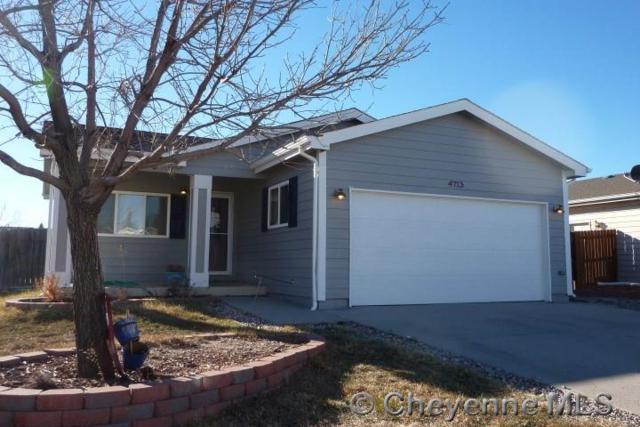 4713 Split Rail Ct, Cheyenne, WY 82001 (MLS #72945) :: RE/MAX Capitol Properties