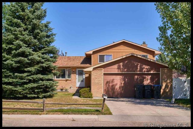 4409 Ontario Ave, Cheyenne, WY 82001 (MLS #72946) :: RE/MAX Capitol Properties
