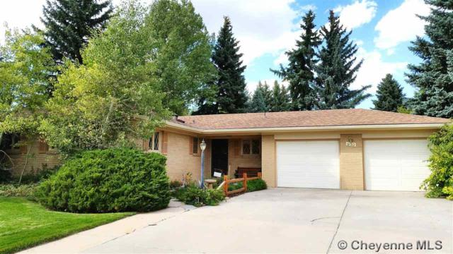 910 Pike St, Cheyenne, WY 82009 (MLS #72962) :: RE/MAX Capitol Properties