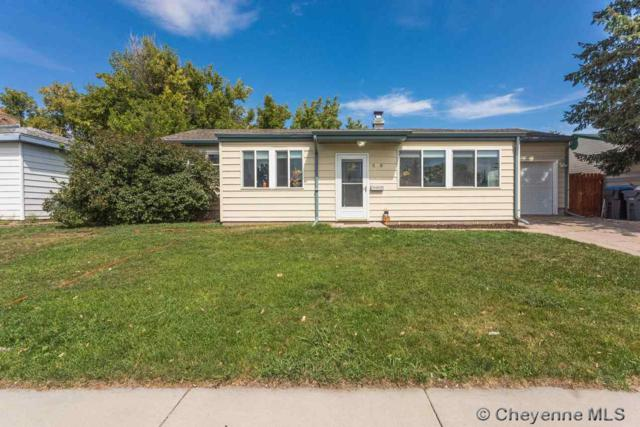 4120 E 6TH ST, Cheyenne, WY 82001 (MLS #73014) :: RE/MAX Capitol Properties