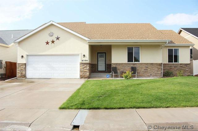 6506 Crossbow Trail, Cheyenne, WY 82001 (MLS #73015) :: RE/MAX Capitol Properties