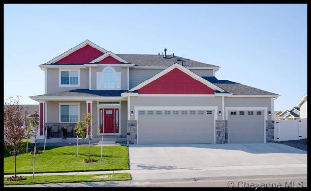 1207 Marie Ln, Cheyenne, WY 82009 (MLS #73045) :: RE/MAX Capitol Properties