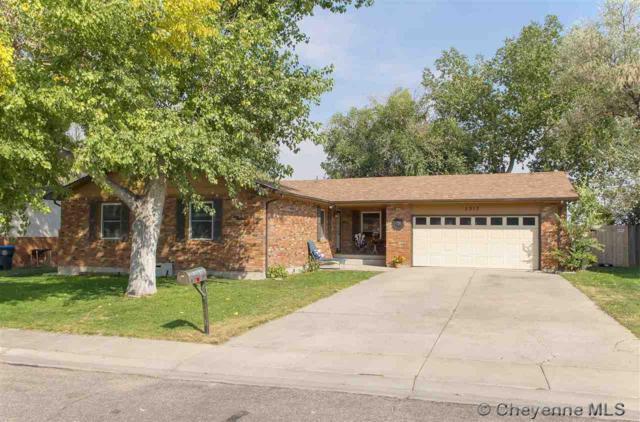 5317 Gateway Dr, Cheyenne, WY 82009 (MLS #73053) :: RE/MAX Capitol Properties