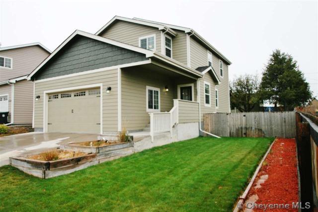3609 Laramie St, Cheyenne, WY 82001 (MLS #73077) :: RE/MAX Capitol Properties