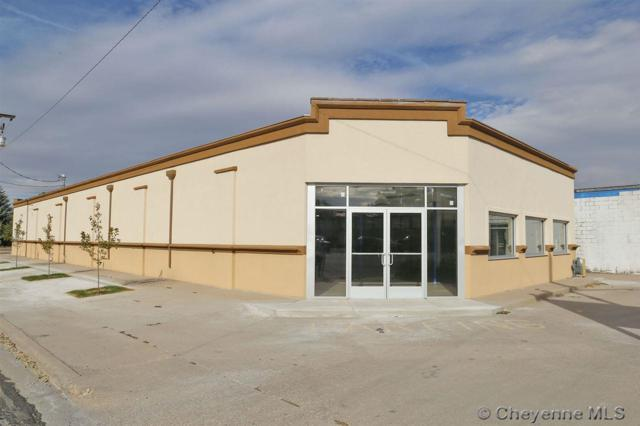 2400 E Lincolnway, Cheyenne, WY 82001 (MLS #73080) :: RE/MAX Capitol Properties