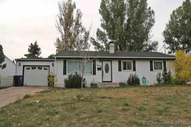 3935 E 10TH ST, Cheyenne, WY 82001 (MLS #73095) :: RE/MAX Capitol Properties