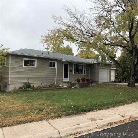 909 Kingham Dr, Cheyenne, WY 82001 (MLS #73150) :: RE/MAX Capitol Properties