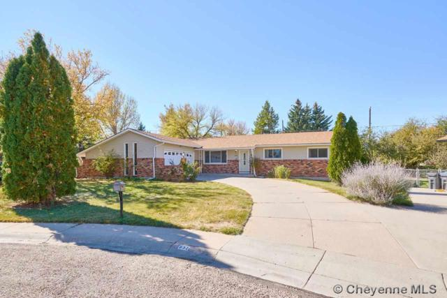 932 Crest Park Dr, Cheyenne, WY 82001 (MLS #73197) :: RE/MAX Capitol Properties