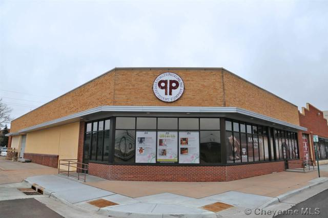 508 W 19TH ST, Cheyenne, WY 82001 (MLS #73201) :: RE/MAX Capitol Properties