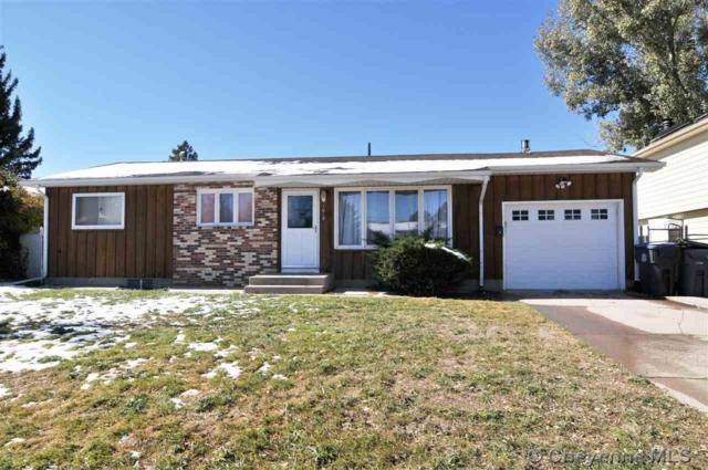 1018 Taft Ave, Cheyenne, WY 82001 (MLS #73207) :: RE/MAX Capitol Properties