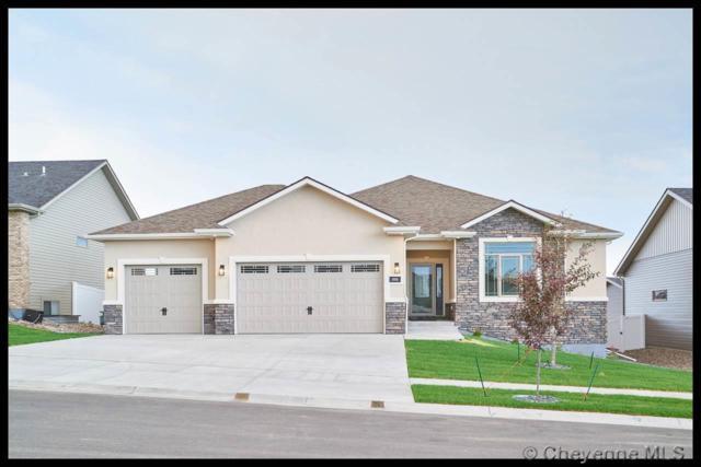 5705 Jade Bluff, Cheyenne, WY 82009 (MLS #73224) :: RE/MAX Capitol Properties