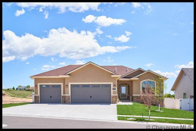 5711 Jade Bluff, Cheyenne, WY 82009 (MLS #73225) :: RE/MAX Capitol Properties