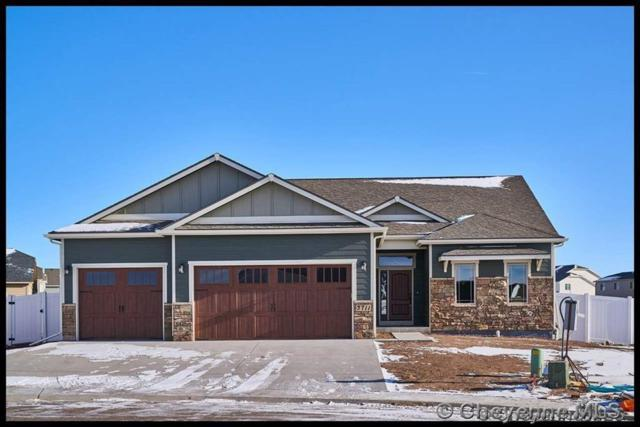 3718 Edison Ct, Cheyenne, WY 82009 (MLS #73227) :: RE/MAX Capitol Properties