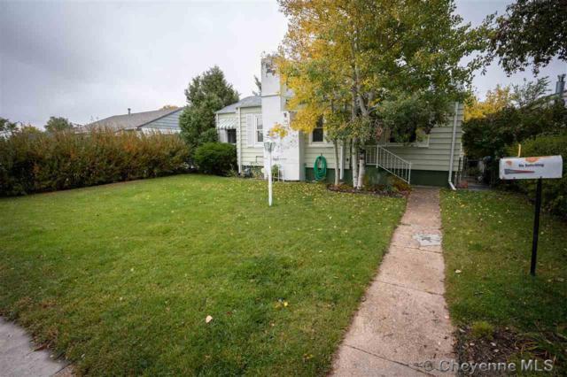 1527 Oak Ct, Cheyenne, WY 82001 (MLS #73237) :: RE/MAX Capitol Properties