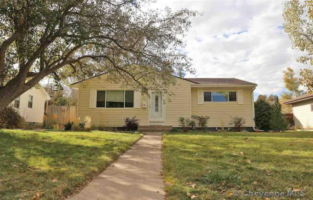 3542 Concord Rd, Cheyenne, WY 82001 (MLS #73238) :: RE/MAX Capitol Properties
