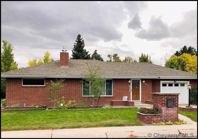 827 Creighton St, Cheyenne, WY 82009 (MLS #73239) :: RE/MAX Capitol Properties