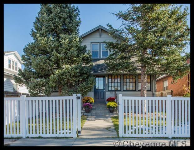 2719 Evans Ave, Cheyenne, WY 82001 (MLS #73253) :: RE/MAX Capitol Properties