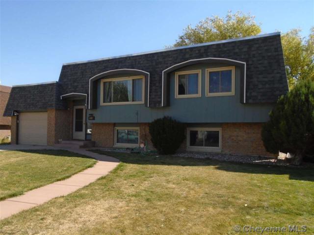 6909 Bomar Dr, Cheyenne, WY 82009 (MLS #73254) :: RE/MAX Capitol Properties