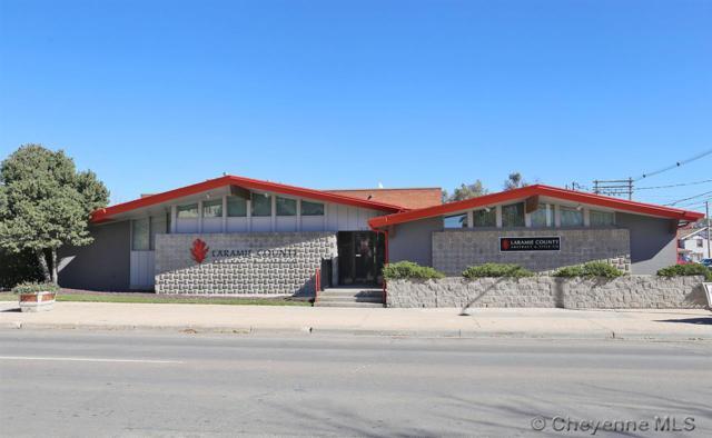 1819 Warren Ave, Cheyenne, WY 82001 (MLS #73257) :: RE/MAX Capitol Properties
