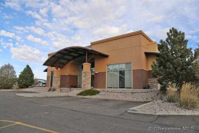 611 E Carlson St #110, Cheyenne, WY 82009 (MLS #73261) :: RE/MAX Capitol Properties