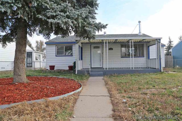 315 Stinson Ave, Cheyenne, WY 82007 (MLS #73272) :: RE/MAX Capitol Properties