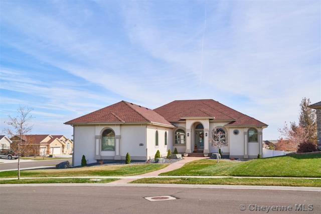 7609 Jacob Pl, Cheyenne, WY 82009 (MLS #73286) :: RE/MAX Capitol Properties
