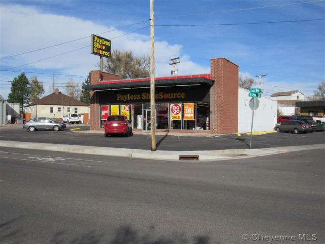 1511 Logan Ave, Cheyenne, WY 82001 (MLS #73288) :: RE/MAX Capitol Properties