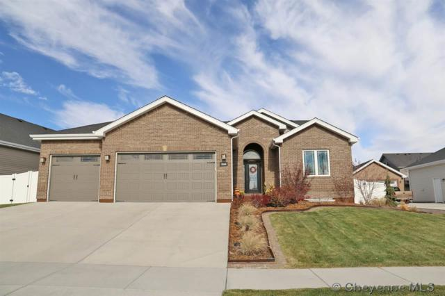 2346 Council Bluff, Cheyenne, WY 82009 (MLS #73309) :: RE/MAX Capitol Properties