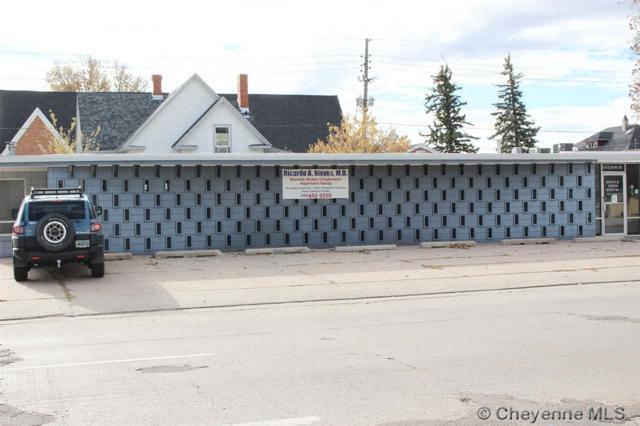 219 E 20TH ST Cde, Cheyenne, WY  (MLS #73322) :: RE/MAX Capitol Properties
