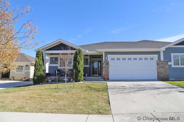 1035 Whispering Hills, Cheyenne, WY 82009 (MLS #73334) :: RE/MAX Capitol Properties