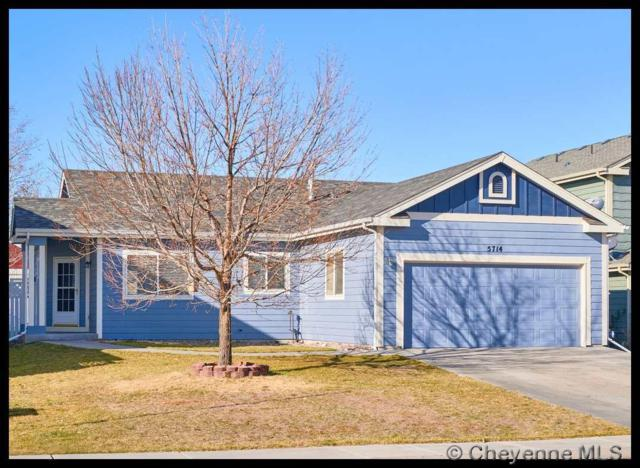 5714 Parkside Dr, Cheyenne, WY 82001 (MLS #73398) :: RE/MAX Capitol Properties