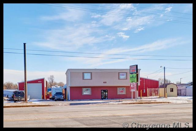 605 S Greeley Hwy, Cheyenne, WY 82001 (MLS #73402) :: RE/MAX Capitol Properties