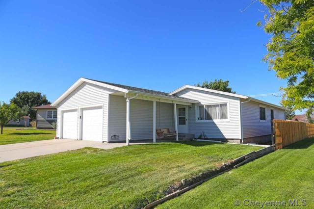 512 Beech Ave, Pine Bluffs, WY 82082 (MLS #73412) :: RE/MAX Capitol Properties