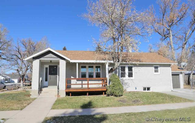 3001 O Neil Ave, Cheyenne, WY 82001 (MLS #73433) :: RE/MAX Capitol Properties