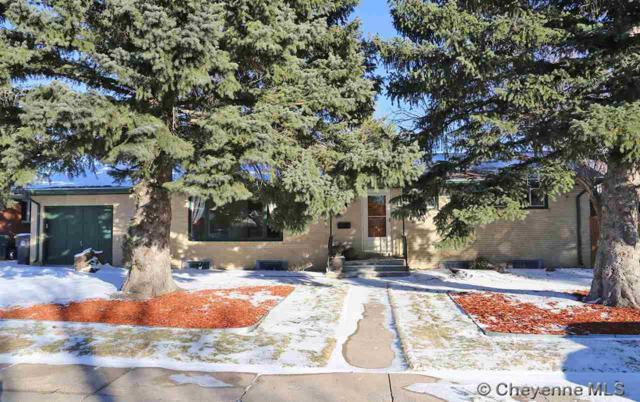 5509 Frederick Dr, Cheyenne, WY 82009 (MLS #73448) :: RE/MAX Capitol Properties