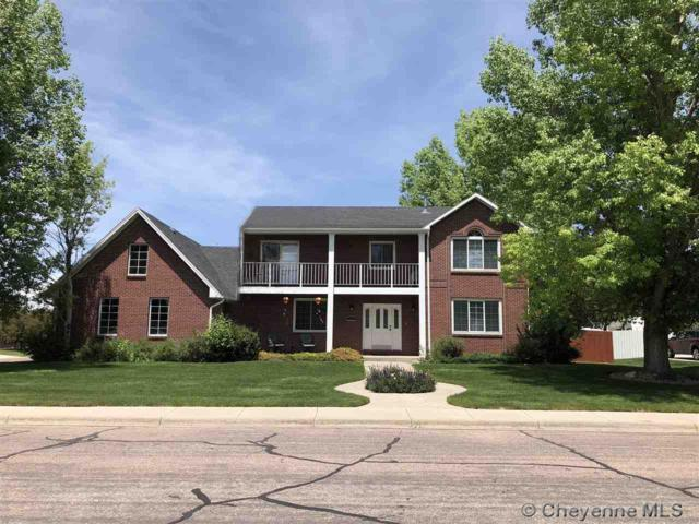 318 Carriage Dr, Cheyenne, WY 82009 (MLS #73473) :: RE/MAX Capitol Properties
