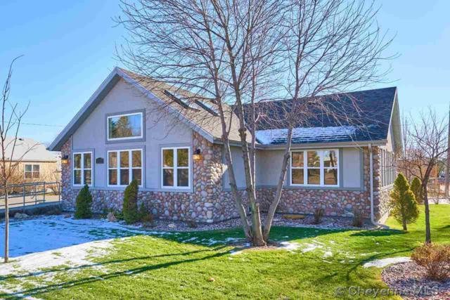 129 E Carlson St, Cheyenne, WY 82009 (MLS #73474) :: RE/MAX Capitol Properties
