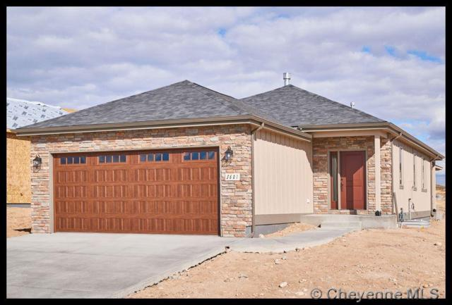 3607 Red Feather Tr, Cheyenne, WY 82001 (MLS #73505) :: RE/MAX Capitol Properties