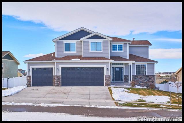 1314 Marie Ln, Cheyenne, WY 82009 (MLS #73544) :: RE/MAX Capitol Properties
