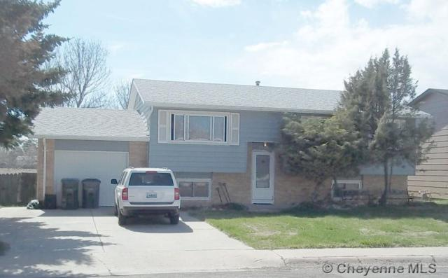 1116 Mulberry Ave, Cheyenne, WY 82001 (MLS #73545) :: RE/MAX Capitol Properties