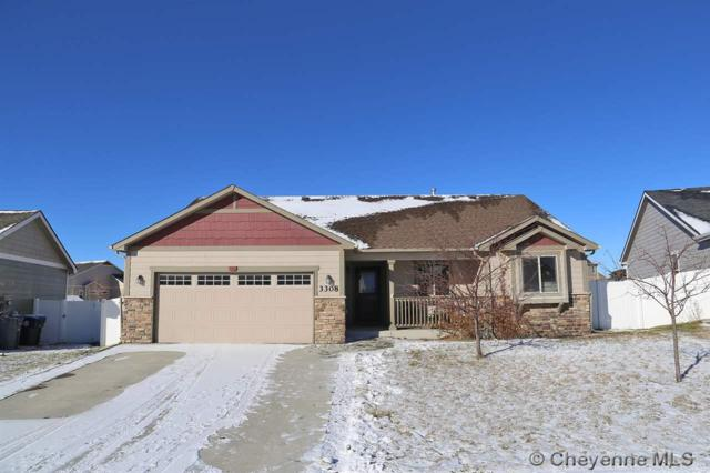 3308 Fire Side Dr, Cheyenne, WY 82001 (MLS #73610) :: RE/MAX Capitol Properties