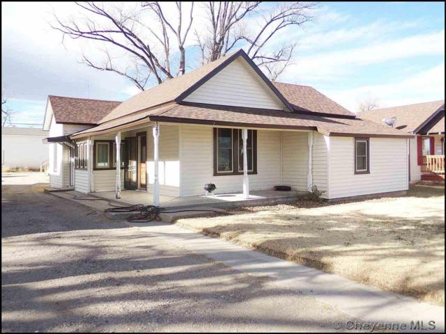 1207 10TH ST, Wheatland, WY 82201 (MLS #73621) :: RE/MAX Capitol Properties