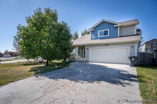 1808 Meadow Dr, Cheyenne, WY 82001 (MLS #73622) :: RE/MAX Capitol Properties