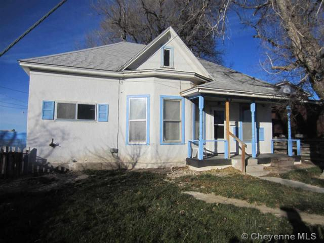 1356 Rowley St, Wheatland, WY 82201 (MLS #73634) :: RE/MAX Capitol Properties