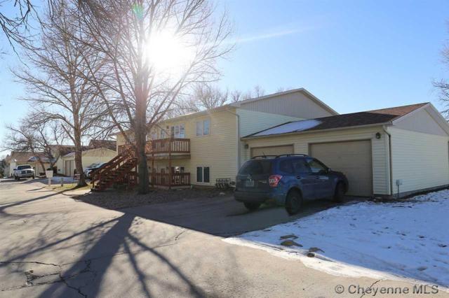 236 E Carlson St, Cheyenne, WY 82009 (MLS #73666) :: RE/MAX Capitol Properties