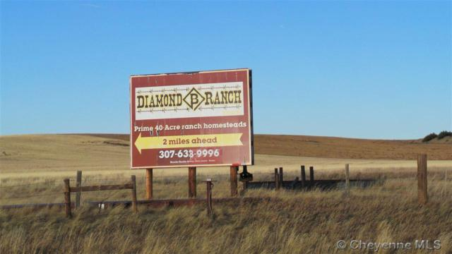 Tract 62 Bandit Blvd, Cheyenne, WY 82009 (MLS #73678) :: RE/MAX Capitol Properties
