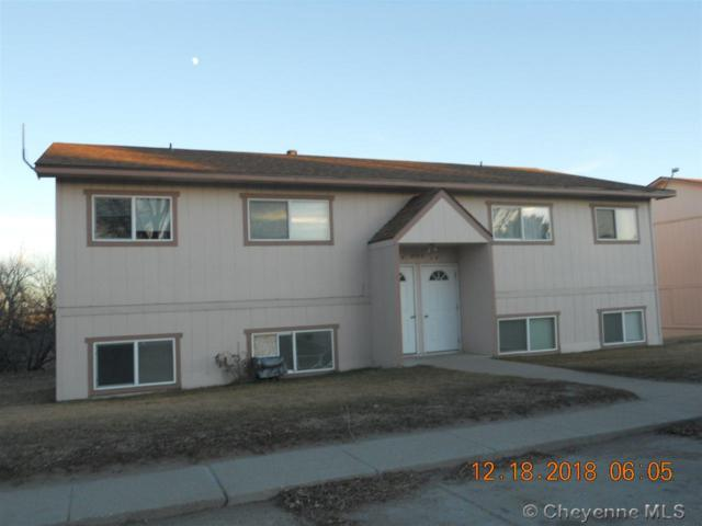 2504 Fertig Dr, Wheatland, WY 82201 (MLS #73698) :: RE/MAX Capitol Properties