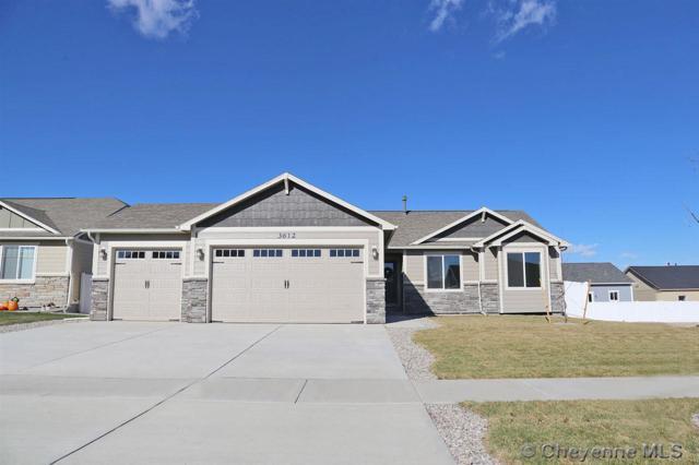 3612 Thomas Rd, Cheyenne, WY 82009 (MLS #73717) :: RE/MAX Capitol Properties