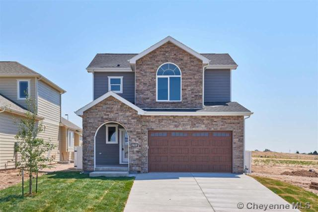 LOT 43 Blue Feather Tr, Cheyenne, WY 82001 (MLS #73838) :: RE/MAX Capitol Properties